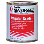 "Never-Seez 1/4""lb. Brush Top Compound Regular Gra"