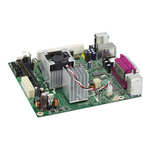 Intel Desktop Board D945GCLF2D with Integrated Atom Processor - motherboard - mini ITX / micro ATX - i945GC