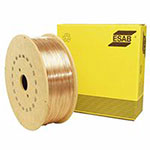 ESAB Welding Solid Wire - SPOOLARC 87HP Welding Wires, .035 in Dia., 44 lb Spool