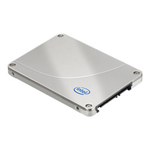 Intel X25-M Mainstream Solid State Drive - 34nm Product Line - solid state drive - 80 GB - SATA-300
