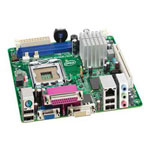 Intel Desktop Board DG41AN Classic Series - Motherboard - Mini ITX - IG41