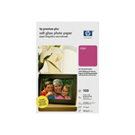HP Premium Plus Soft Gloss Photo Paper - paper - 100 pcs.