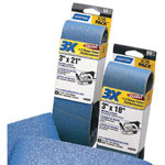 Norton PORTABLE BELTS 3 X 21 (PKG/5) 80 GRIT