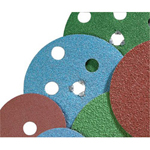 "Norton 4-1/2"" avos Speedlok Disc24 Grit Greenlyte Plus"