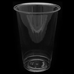 Polar Plastics Extra Large Thermoformed Clear Tumblers 12 oz.