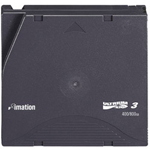 Imation LTO Ultrium 3 - 400 GB / 800 GB - Blue-gray - Storage Media
