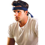 Occunomix MIRACOOL HEADBAND: NAVY