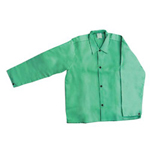 Occunomix Men In Green Welder's Jacket X-large