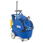 Clarke TFC400™ All-Purpose Restroom Cleaning Cart