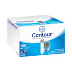 Bayer Ascensia Contour (Microfill) Blood Glucose Strip