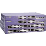 Extreme Networks Summit X250e-24t - Switch - 24 Ports - EN, Fast EN - 10Base-T, 100Base-TX + 2X10/100/1000Base-T/SFP (mini-GBIC) - Stackable