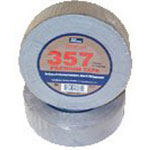 "Nashua 357-2-SIL Premium, Duct Tape, 2"" x 60yds, Silver"