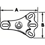 Proto Puller Set Rear Axle Flange Foot Edp#47142