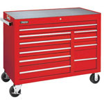 Proto 450HS Work Station, 23779 cu in, Red