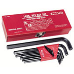 Proto Set Hex Key 14 Piece Long