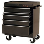 "Blackhawk By Proto® Cabinet 27"" 5 Drawer, Black"