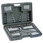 "Blackhawk™ By Proto® Socket Set 130 Piece 1/4"" 3/8"" &1/2"" Dr"