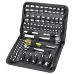 "Blackhawk™ By Proto® 50 Piece 1/4"" & 3/8"" Drive Set 12 Point"