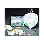 Bard Lubricath Foley Catheter Tray with Bag, 16 Fr Catheter