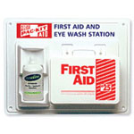 Pac-Kit Contractor First Aid & Eyewash Station