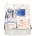 Pac-Kit Industrial #25 Weatherproof First Aid Kit, 159-Pieces, Plastic Case