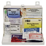 Pac-Kit 25 Person Steel First-aid Kit w/Eyewash