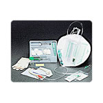 Bard 18 Fr 5 cc Silver/ Hydrogel Coated Bardex Catheter Tray