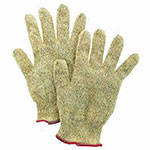Honeywell Perfect Fit CRT Gloves, Jumbo, Tan