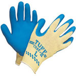 Perfect Fit Small 10 Cut Kevlar Atlas Glove w/Blue Latex Pal