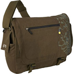 Caselogic Canvas Messenger Bag - notebook carrying case
