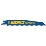 "Irwin 6"" 6 TPI Nail Embedded Reciprocating Saw Blade"