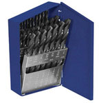 Irwin 29 Piece Fractional Hss Drill Set
