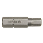 "Irwin .050"" Socket Head Insertbit"" x 1- 1/4"""