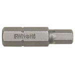 Irwin 6 mm Socket Head Insert Bit Shank Diameter 5/16""