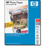 "HP Photo Paper Heavy-weight Two-sided Glossy Photo Paper Letter A Size (8.5"" x 11 In) 220 G/m2 200 Sheet(s)"