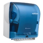 enMotion 59460 Wall Mounted Automated Touchless Towel Dispenser, Splash Blue