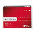 Imation DDS-4 - 20 GB / 40 GB - Black - Storage Media