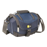 Caselogic High Zoom Camera Case DCB-66 - Case for camera with zoom lens - nylon - blue