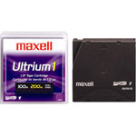 Maxell LTOU1/100 - LTO Ultrium 1 - 100 GB / 200 GB - Storage Media