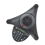 Polycom SoundStation2 Conference Phone W/ Caller ID