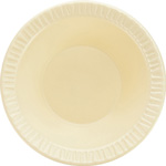 Dart Container Honey Laminated Foam Bowl 5 6 oz.