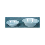 Dart Container 5BWWF Impact White Plastic Bowls, 5-6 Ounces
