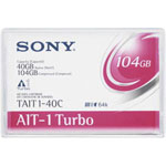 Sony TAIT1-40C - AIT 1 Turbo - 40 GB / 104 GB - Storage Media