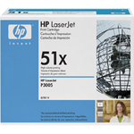 HP 51X Toner Cartrid1 x Black 13000 Pages