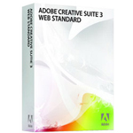 Adobe Adobe Creative Suite 3 Web Standard - Complete Package - 1 User - EDU - CD - Win - Universal English