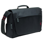 Caselogic BMB-15 BLACK Professional Lightweight Messenger Bag - Notebook Carrying Case