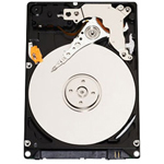 Western Digital Scorpio Black WD2500BJKT - Hard Drive - 250 GB - SATA-300
