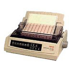 Okidata Microline 320 Turbo - Printer - B/W - Dot-matrix