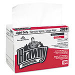 Brawny Brawny Ind Ld 2-Ply Paper Wipers 20/Bxs/100 Shee