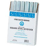 Precision Brand Assortment Of All Squarekeystk Zinc